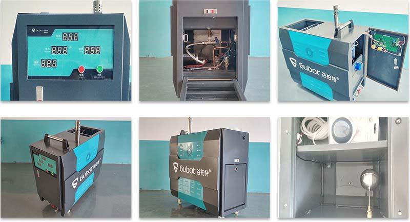 Nano Mobile steam car washing machine B100 details